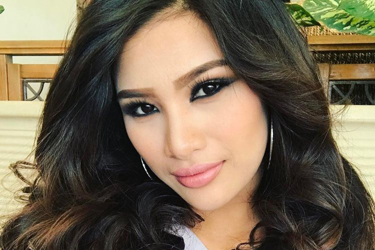 Nguyen Thi Thanh lot top 15 thi ao tam tai Miss Eco International - Anh 5