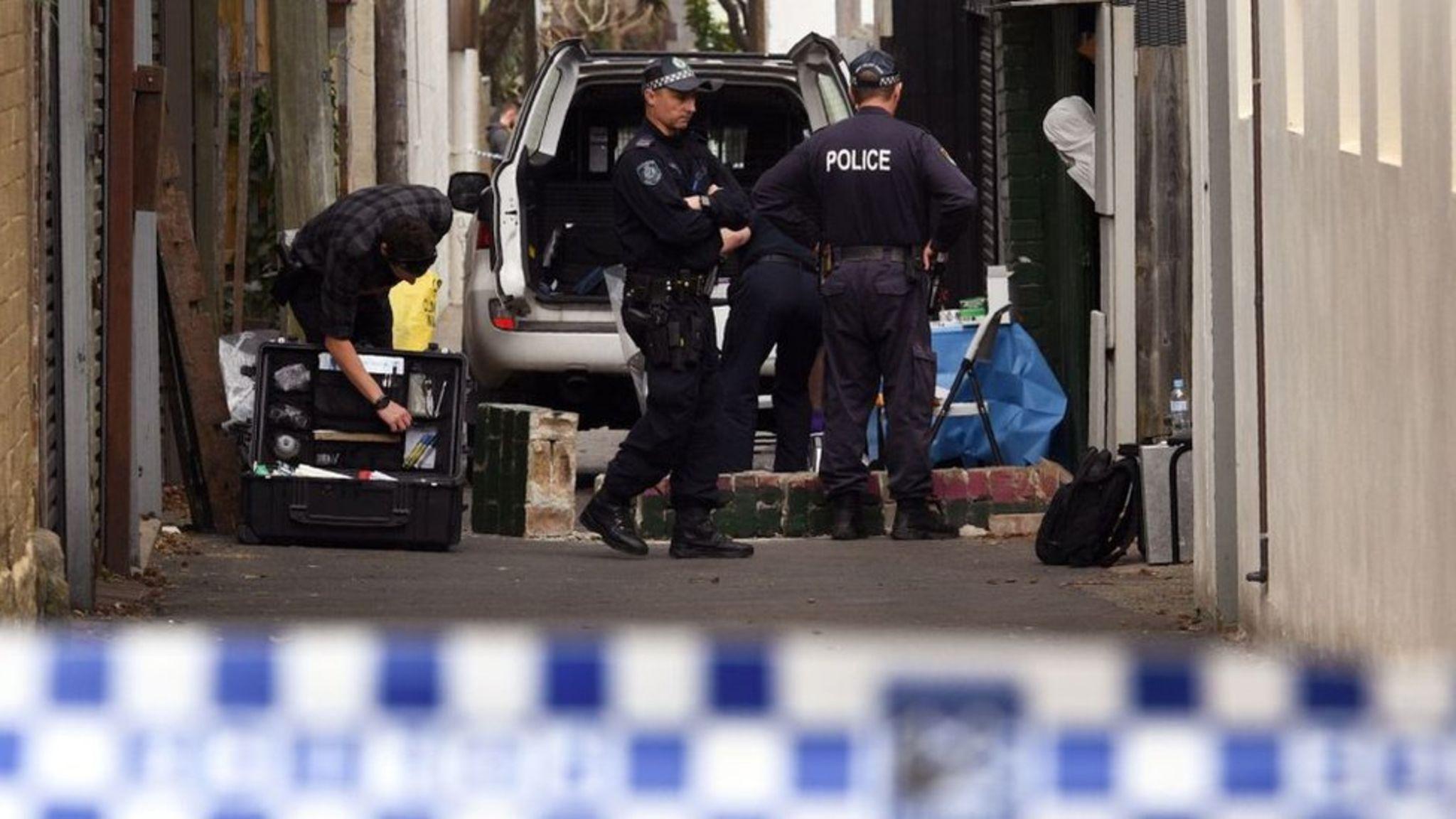 Kết quả hình ảnh cho Australia buộc tội khủng bố