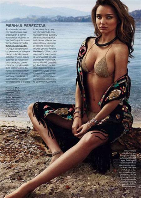 """Hinh anh """"nong ruc"""" cua Miranda Kerr - Anh 8"""