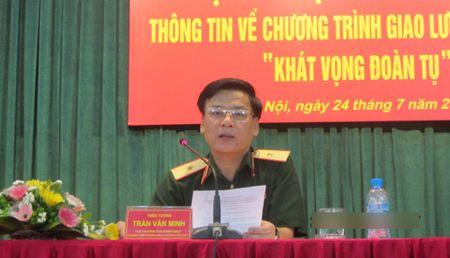 'Khat vong doan tu' ky niem ngay Thuong binh liet sy - Anh 1