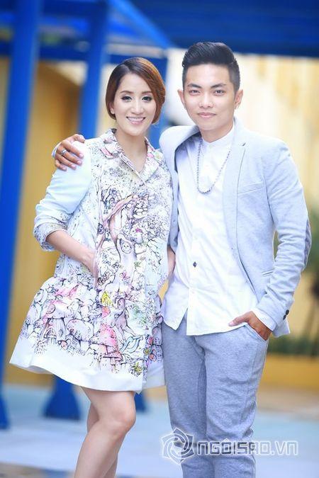 Phan Hien: 'Xiu len xiu xuong tu khi co con' - Anh 1