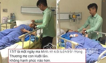 Phan Hien: 'Xiu len xiu xuong tu khi co con' - Anh 7