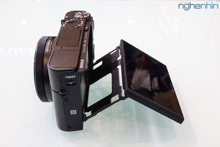 Mo hop may anh compact Sony RX100 IV quay video 4K - Anh 4