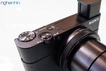 Mo hop may anh compact Sony RX100 IV quay video 4K - Anh 7