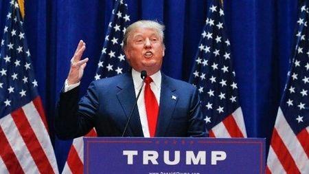 Ung vien tong thong My: Ti phu Donald Trump dang thang the - Anh 1