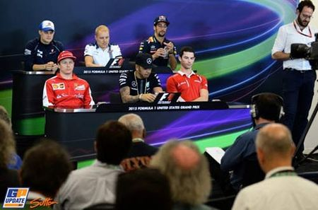 F1, United States GP: Cuoc choi toc do cao - Anh 1