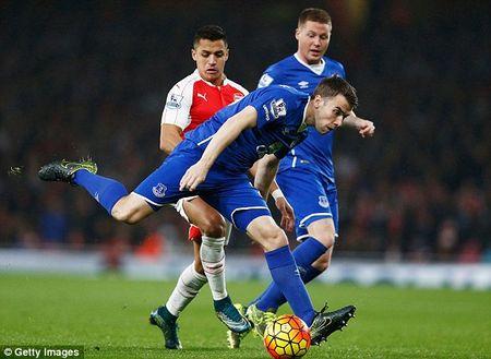 Link truc tiep Arsenal - Everton: Phao thu leo len ngoi dau? - Anh 1