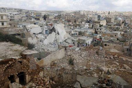 Tinh hinh Syria: Nga doi chien thuat, My tro tay khong kip - Anh 1