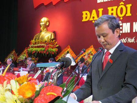 Ong Le Truong Luu tai dac cu Bi thu Tinh uy Thua Thien-Hue - Anh 1