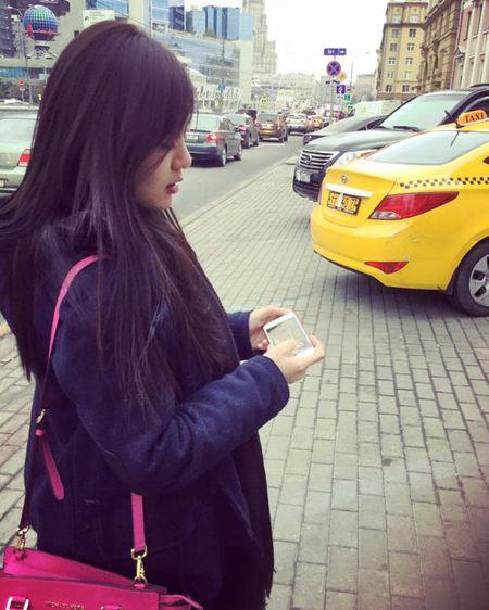 Hinh anh moi nhat cua hot girl Tu Linh sau scandal - Anh 3