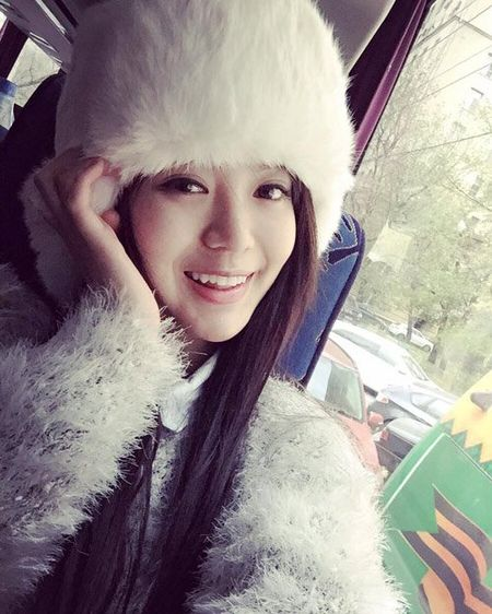 Hinh anh moi nhat cua hot girl Tu Linh sau scandal - Anh 6