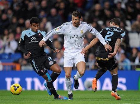 Xem truc tiep Celta Vigo vs Real Madrid - Anh 1