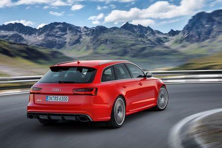 """Audi ra mat """"cap doi hang khung"""" RS6 va RS7 Performance - Anh 12"""
