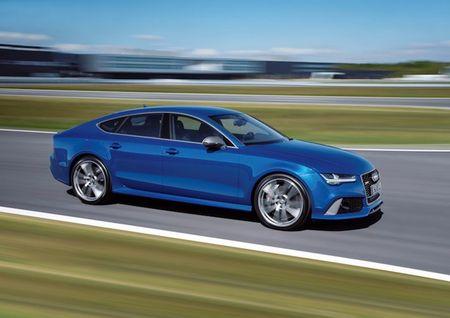 """Audi ra mat """"cap doi hang khung"""" RS6 va RS7 Performance - Anh 13"""