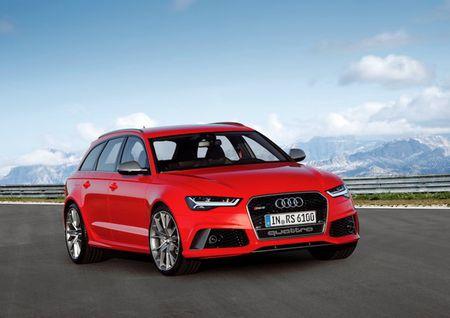 """Audi ra mat """"cap doi hang khung"""" RS6 va RS7 Performance - Anh 1"""
