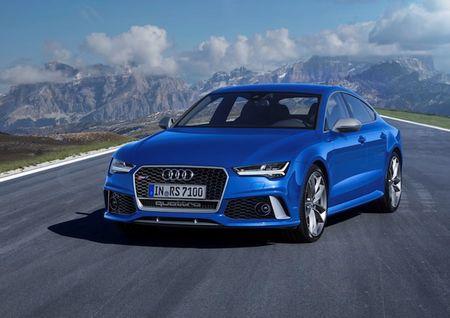 """Audi ra mat """"cap doi hang khung"""" RS6 va RS7 Performance - Anh 2"""