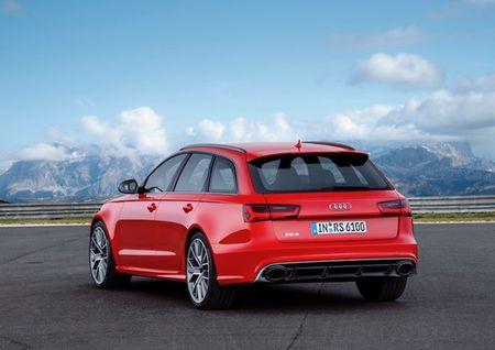 """Audi ra mat """"cap doi hang khung"""" RS6 va RS7 Performance - Anh 3"""
