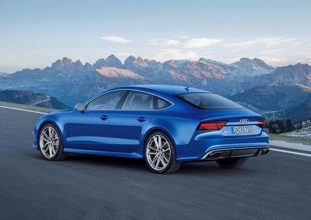 """Audi ra mat """"cap doi hang khung"""" RS6 va RS7 Performance - Anh 4"""