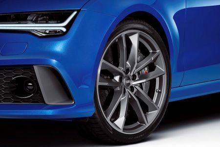 """Audi ra mat """"cap doi hang khung"""" RS6 va RS7 Performance - Anh 6"""