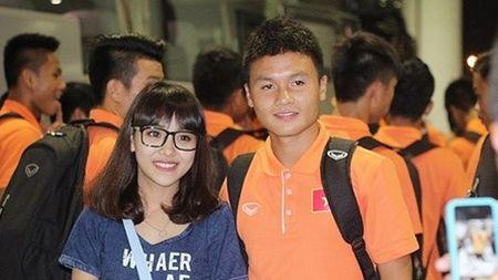 Chuyen tinh tuoi teen cua tien ve U19 Viet Nam - Anh 1