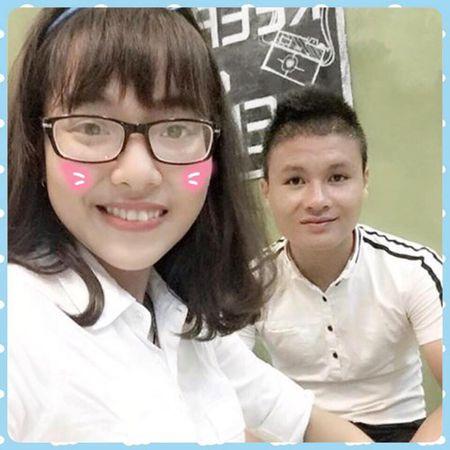 Chuyen tinh tuoi teen cua tien ve U19 Viet Nam - Anh 3