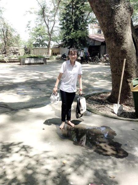 Chuyen tinh tuoi teen cua tien ve U19 Viet Nam - Anh 4