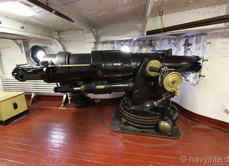 Kham pha noi that tuan duong ham bao ve USS Olympia - Anh 11