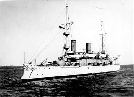 Kham pha noi that tuan duong ham bao ve USS Olympia - Anh 1
