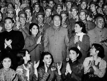 Bi mat ba nguoi dep la ban nhay cua Mao Trach Dong - Anh 7