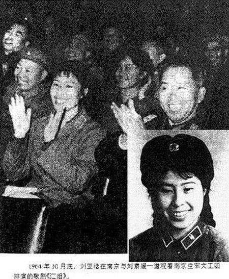 Bi mat ba nguoi dep la ban nhay cua Mao Trach Dong - Anh 8