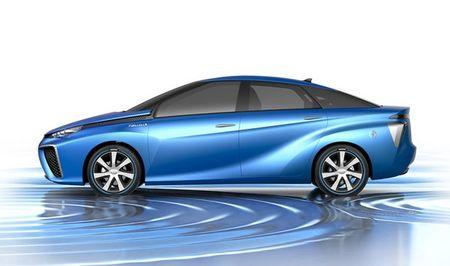 VMS 2015: Toyota se trung bay concept FCV - Anh 3