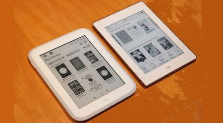 Nook GlowLight Plus: e-reader chong soc, nuoc cua B&N - Anh 1
