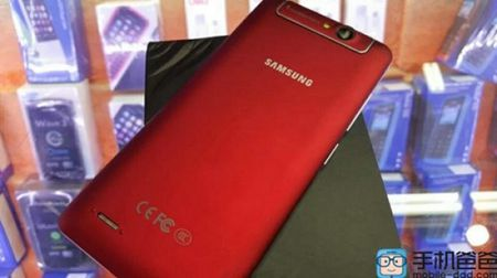 Samsung Galaxy A9 se co camera xoay - Anh 2
