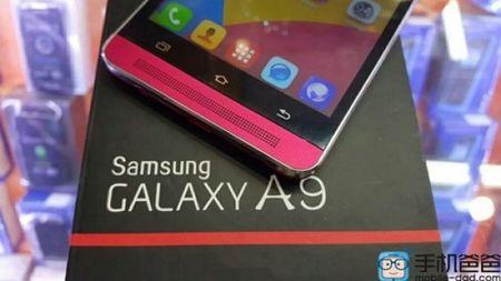 Samsung Galaxy A9 se co camera xoay - Anh 3