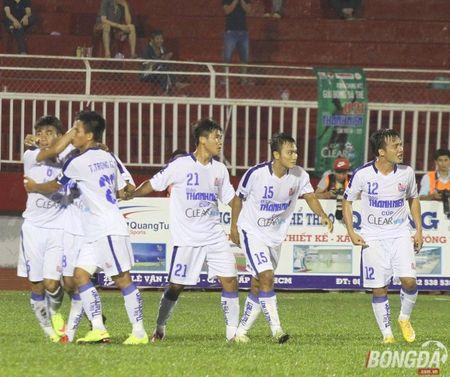 U21 An Giang mang dang dap cua U19 HAGL - Anh 1