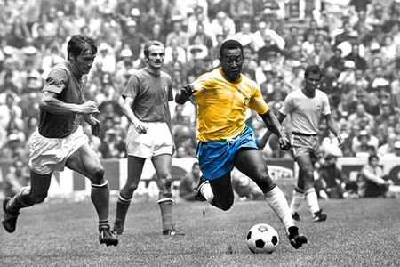 Messi, Ronaldo vi dai nhung kem xa Pele 1970 - Anh 1