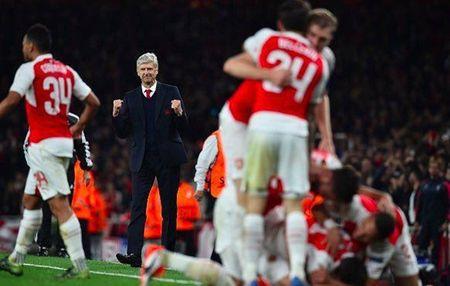 Yeu Arsenal la phai biet cho doi! - Anh 2