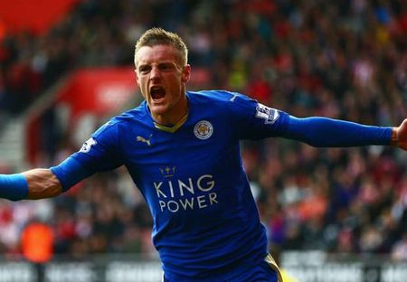 Vardy chinh thuc 'chung mam' Henry, Nisterooy, Shearer - Anh 1