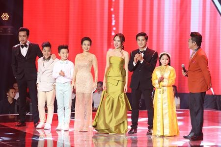 Truc tiep chung ket Giong hat Viet nhi 2015: Cam Ly hanh dien ve Cong Quoc - Anh 5