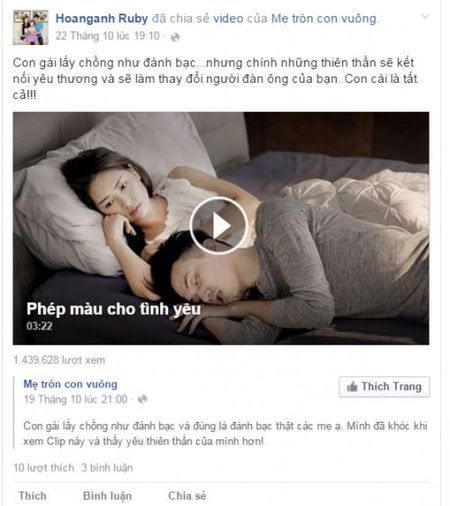 'Phat sot' voi clip 'Con gai lay chong nhu danh bac' - Anh 4