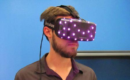 Kinh thuc te ao Oculus Rift hoat dong ra sao? - Anh 4