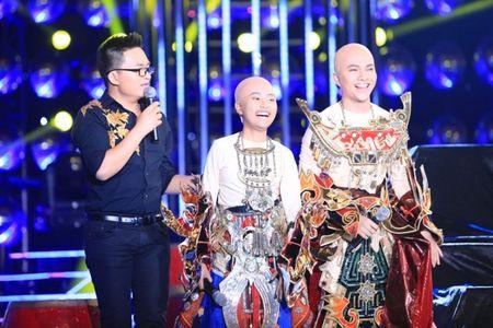 Guong mat than quen nhi 2015: Phuong My Chi 'troc dau' het Phan Dinh Tung - Anh 5
