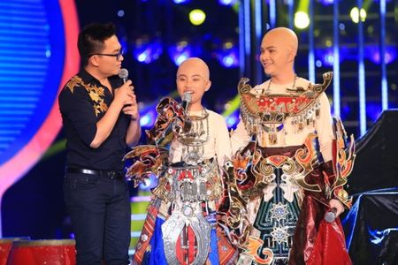 Guong mat than quen nhi 2015: Phuong My Chi 'troc dau' het Phan Dinh Tung - Anh 6