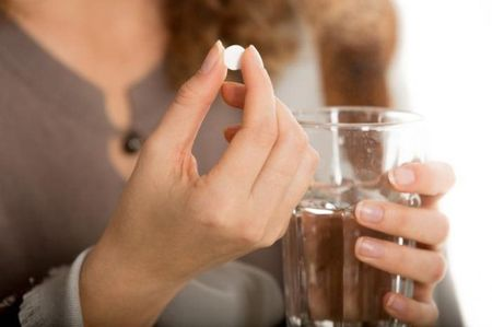 Aspirin lieu thap tang co hoi thu thai - Anh 1
