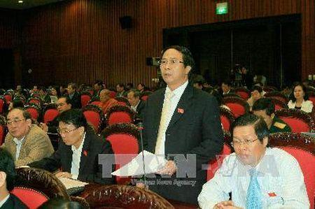 Dong chi Le Van Thanh duoc bau lam Bi thu Thanh uy Hai Phong - Anh 1