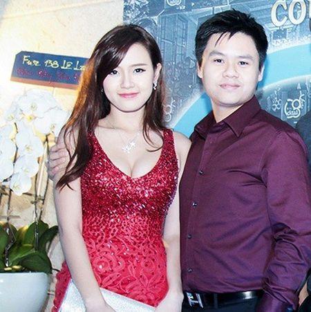 Lo dai gia luon theo sat Midu sau scandal voi Phan Thanh - Anh 4
