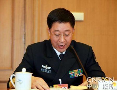 Pho tham muu truong Hai quan Trung Quoc Diem Bao Kien chet o Bac Kinh - Anh 1