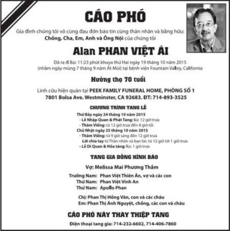 Doanh nhan Le Dinh Hung: TS Alan Phan, ngoc sang trong da - Anh 1