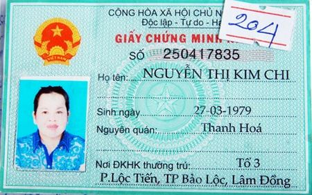 Tron truy na con mang theo... nguoi tinh - Anh 1