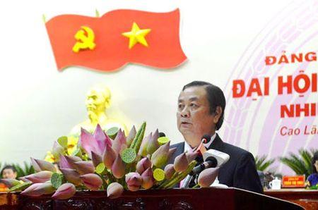 Dong chi Le Minh Hoan tai dac cu Bi thu Tinh uy Dong Thap - Anh 1